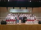 第37屆校際歌唱比賽鏡平歌詠隊獲優良獎
