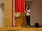 我校舉行「粵港澳大灣區建設與機遇」講座